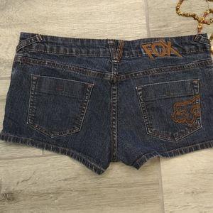 Fox Shorts - Fox shorts waist 30